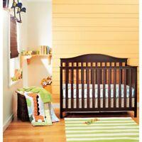 NEW Circo 4-pc Jungle Animal Stack 4-Pc Baby Nursery Crib Bedding Set BOYS GIRL