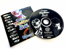 VIRTUA FIGHTER 3tb VF Sega Dreamcast - DISC & MANUAL ONLY - NEW Unused UK PAL