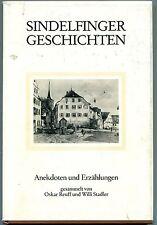 Oskar Reuff/Willi Stadler - Sindelfinger Geschichten