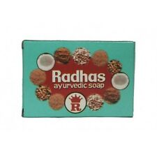 Radhas Ayurvedic Soap 100gm X 10 bars
