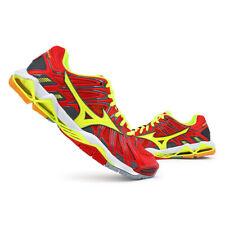 Mizuno WAVE TORNADO X2 Badminton Shoes Table Tennis Shoes Red NWT V1GA181201