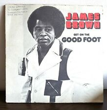 Get on the Good Foot James Brown 1972 Vinyl Polydor Records 1st Press