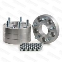 Bulldog 30mm Wheel Spacers for Range Rover L322 & Range Rover Sport