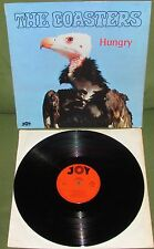 THE COASTERS Hungry ORIGINAL 1st UK 1971 JOY  ( The Robins )