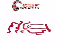 Mishimoto 95-98 Volkswagen Golf VR6 Red Silicone Hose Kit MMHOSE-GLF-95RD