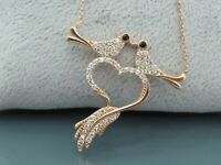 Turkish Handmade Jewelry 925 Sterling Silver Zircon Stone Women Necklace