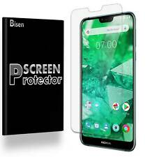 [4-Pack Bisen] Hd Clear Screen Protector Film Guard Saver Cover For Nokia 7.1