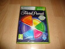 TRIVIAL PURSUIT DE HASBRO - EA GAMES PARA LA XBOX 360 NUEVO PRECINTADO