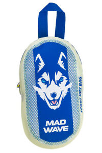 Mad Wave 3L Husky Wet Bag for Swimmers Swimming Pool