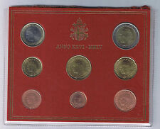 2004 Vatican City Mint Set 8 Coins 1 cent to 2 euro Stato Citta del Vaticano UNC