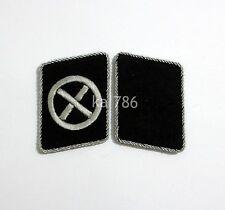 WW2 German Elite Division Norge Collar Tabs