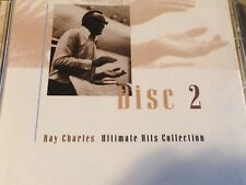 Ray Charles - Ultimate Hits Collection Cd Disc 2 Only