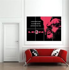 Leon Film The Professional Cult Classic Giant New Poster Art Print Picture