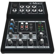 Mackie Mix5 - 5 Channel Compact Mixer