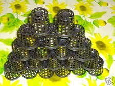 500 Töpfe Körbe 5x5cm Steckling Wachstums- Aussaat Hydrokultur Blumentopf