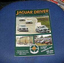 JAGUAR  DRIVER ISSUE 444 JULY 1997 - XKS AND MARK SEVENS AT BATH