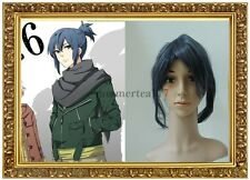 Nezumi Blue Black Cosplay Wig No. 6 1091700