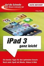 Auf die Schnelle iPad 3 ganz leicht (2012, Taschenbuch)