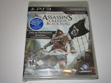 Assassin's Creed IV: Black Flag (Sony PlayStation 3, 2013) New Sealed
