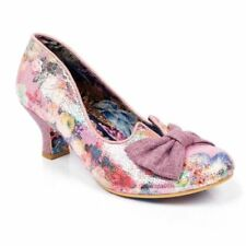 Irregular Choice Mid Heel (1.5-3 in.) Bridal or Wedding Shoes for Women