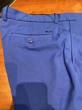 RLX Golf Shorts 36 Blue Polo Ralph Lauren Performance