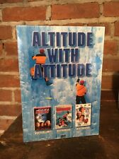 Vertical Limit/Into Thin Air: Death On Everest/Cliffhanger 3-pack (DVD, 2001, 3…