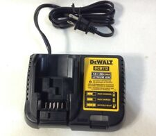 DEWALT DCB112 NEW 12v / 20v LITHIUM-ION BATTERY CHARGER 20V