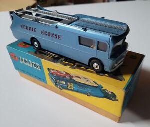 Corgi Toys Major 1126 Ecurie Ecosse Racing Car Transport – Boxed Good Cond.