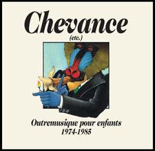 CHEVANCE OUTREMUSIQUE POUR ENFANTS BORN BAD RECORDS VINYLE NEUF NEW VINYL LP