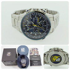 Citizen Blue Angels Eco-Drive Radio Controlled H800-S081157