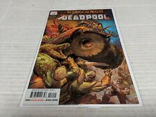 Deadpool # 14 (2019, Marvel) 1st Print