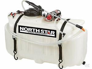 NORTHSTAR ATV QUAD CROP SPRAYER KIT 100L Tank Lance 12v Bike RTV Spot Spraying