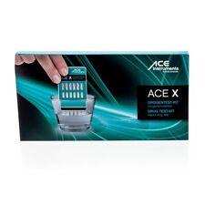 ACE X Drogentest-Kit 2 Tests | Opiate | THC | MDMA | Speed | Crystal Meth | Koks