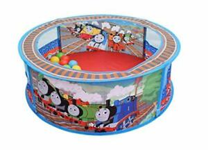 Play Tent Ball Pit Thomas Train Kids Toy Indoor Gift Boy Crush Proof Toddler New