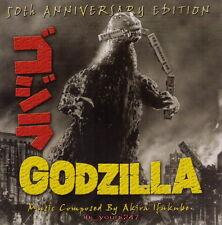 Godzilla - 50. Anniversary-OST Lalaland [1954/2004] | AKIRA IFUKUBE | CD