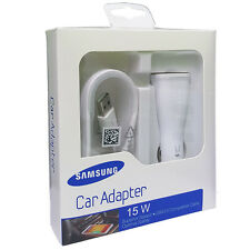 Samsung Fast Car Charge Adapter Charger Samsung Galaxy Note 4 5 S6 S7 S7 Edge