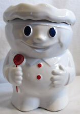 Vintage McCoy Bobby the Baker Pillsbury Dough Boy Cookie Jar Excellent
