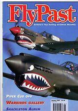 Flypast 1997 January Lightning,Blackburn Roe,Swedish Air Force