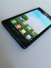 Desbloqueado LG Optimus L7 LG P700 Android Teléfono Celular Móvil 4GB Negro Reino Unido Sim Libre