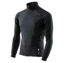 Giacca SIXS Wind Stopper NERO moto