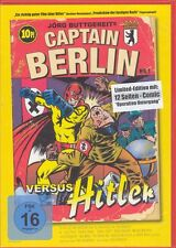 Captain Berlin versus Hitler DVD Media Target Jörg Buttgereit Nekromantic