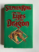 1987 1st Edition The Eyes of the Dragon Stephen King HCDJ