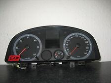 TACHIMETRO Strumento Combinato VW Caddy 2k0920842e anno 06 2.0 Diesel Cluster Cabina Di Pilotaggio e134
