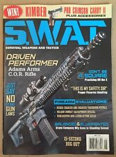 SWAT Survival Weapons Tactics Adams Arms C.O.R. Rifle May 2015 FREE SHIPPING!