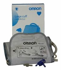NEW Omron CL2 Large Cuff 32-42cm for Upper Arm Blood Pressure Monitor M2 M3 NEW