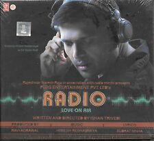 RADIO - LOVE ON AIR - BRAND NEW BOLLYWOOD CD SONGS - FREE UK POST