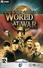 gary grigsbys world at war  USED     &   ww2 combat bundle (3 games)  NEW&SEALED
