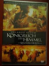 KÖNIGREICH DER HIMMEL KINGDOM OF HEAVEN ORLANDO BLOOM DVD Video