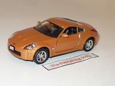 Welly 2003 Nissan Fairlady Z 4.75 Inches Long Metallic Pearl Orange Free Ship