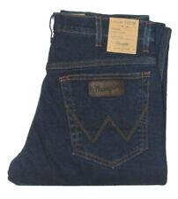 Wrangler Texas W44 L34 Stretch Jeans Gefüttert Fleece Lined Darkstone W1213338W